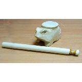 Суара с лягушкой (трещотка) бамбук кожа