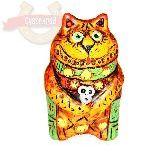Бао шун Кот  керамика