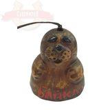 Колокольчик глиняный HM Нерпа 8*6.5см