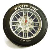 Часы колесо Nicety tyre 40*10см (б/б)