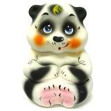Копилка керамическая Панда 28 см