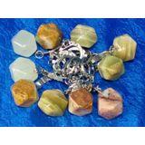 Брелок оникс Бриллиант d-4 см (1уп-10шт)1шт