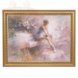 Картина Мелодии (30*40 см) (каменная крошка)