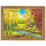 Картина Осень (30*40 см) (каменная крошка)