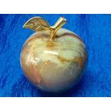 Яблоко оникс 8*6 см в/к