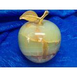 Яблоко оникс 7*10 см в/к