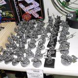 Фигурка из олова 3-6 см войны, маги, солдатики