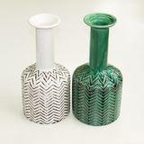 Ваза керамика jug bottle 26*12 см