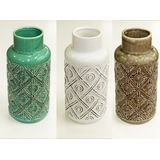 Ваза керамика ornamet bottle 25*12 см