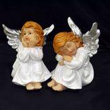 Ангел полист.s w мечтатель (2 вида) 16*14*13 см