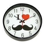 Часы настенные стилизация (плавный ход) б/б d-30 см