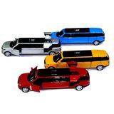Моделька Лимузин металл (1уп-12шт)1шт