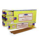 Благовония Satya 15gm Himalayan Jasmine Гималайский жасмин (1кор-12уп)1уп