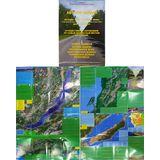 Буклет познавательный с картой Автотур Байкал А1 (101*70 см)