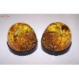 Наливашка желаний золотые блестки С денежной лягушкой