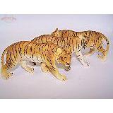 Тигр классический 14см смола