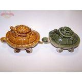 Черепаха на черепахе керам. 11см подвесные конечности