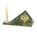 Мини-набор с гербом России 7х17х8,5 с (змеевик)