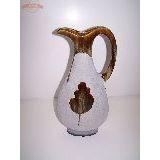 Кувшин с ручкой керамика глазур. в песке 41*22см Дубовый Лист