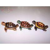 Черепаха плавающая глазур 11*10см (1уп-2шт) 1шт