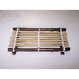 Мини столик из бамбука д/суши 30*17 см