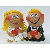 Копилки Свадебные 2 ШТ Ксюша и Андрюша