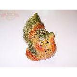Подсвечник Индюк керамика глазурь 20см (1уп-2шт) 1шт
