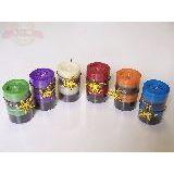 Свеча scented candle aromatherapy 8*5см